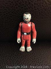 Vintage Star Wars Figure Snaggletooth