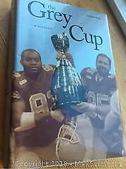 1999 The Grey Cup Hard Cover First Ed
