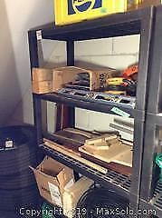 Resin Rack And Tools B