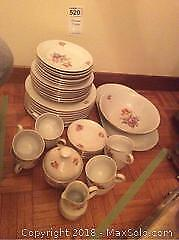 Dish Set Made In Germany B