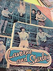 Old Laverne And Shirley Puzzle