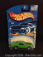 Hot Wheels First Edition 1971 GTX (New)