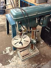 Busy Bee Drill Press And Stand A