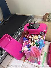 Barbies, Monster High Dolls And More A
