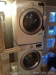 Washer And Dryer A