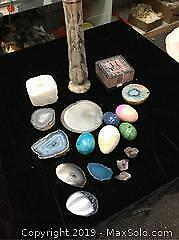 Geodes and Eggs