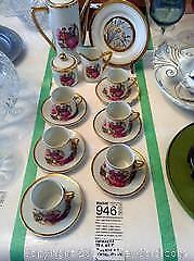 Japanese Tea Set A