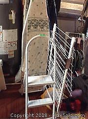 Ironing Board, Step Stool And More A