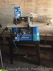 Mastercraft Table Saw and More C
