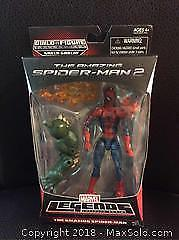 Spider-Man Figure (New)