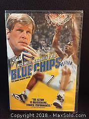 Blue Chips Movie on DVD (New)