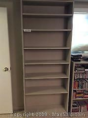 3 IKEA Billy Bookcases