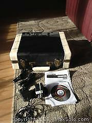 Record Player Lot