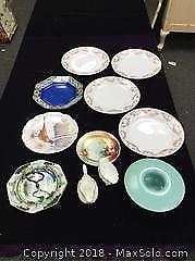 Vintage Semi-Porcelain and Bone China