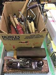 Antique Hand Tools