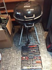 Charcoal BBQ And Accessories