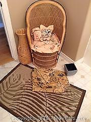 Wicker Chair And More