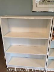 3 IKEA Bookcases