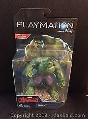 Playmation Interactive Toy Hulk (New)