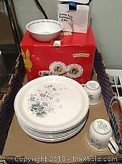 Noritake and Royal Doulton C