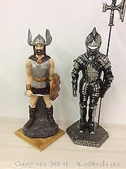 Large Medieval Figures