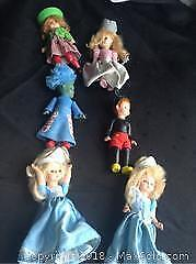 Alexander Dolls Disney Mcdonalds