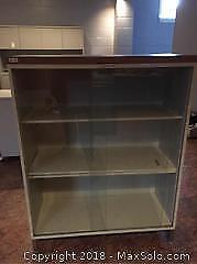 Metal Display Cabinet C