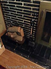Fire Place Items A