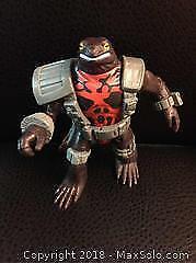 Ninja Turtle Figure Newtralizer
