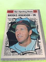 1970 OPC Brooks Robinson Baseball Card