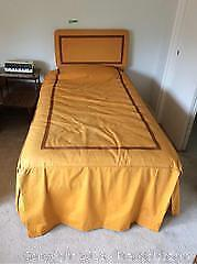 Twin Bed- C