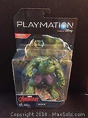 Playmation Interactive Toy Hulk (New)