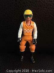 Fisher-Price Motorcycle Figure (1976)