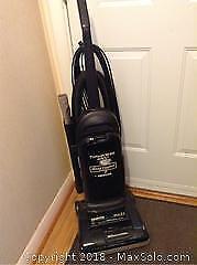 Hoover Upright Vacuum A