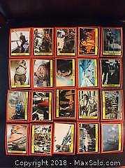 Lot of 40 Star Wars Trading Cards (1983) - 2