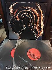 Rolling Stones Double LP on Vinyl (1971)