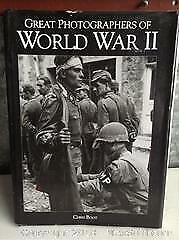 Great Photographers Of World War 2 By Chris Boot