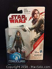 Star Wars Figure Jyn Erso (New)
