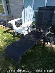 Muskoka And Lounge Chair