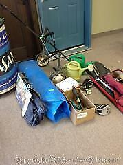 Outdoor And Sports Equipment C
