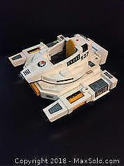 Vintage Fisher-Price Space Ship (1982)