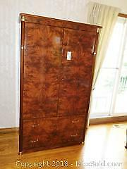 Upright Armoire - B