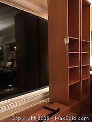 IKEA Tall bookcases with drawers x 2