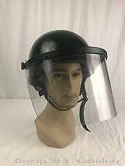 Vintage California Highway Patrol Motorcycle Helmet