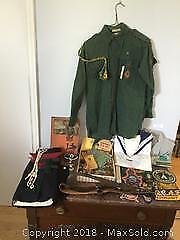 Boy Scouts Of Canada Lot
