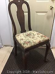 Old Walnut Side Chair