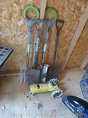 Garden Tools And More C