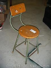 Industrial Stool A