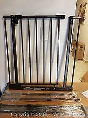 North States Easy Close Safety Gate - New