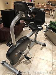 Recumbent Exercise Bike C
